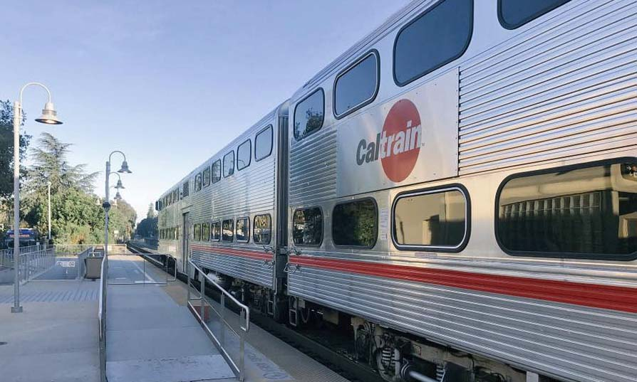 Redwood City council approves contract to enhance safety at 3 Caltrain crossings