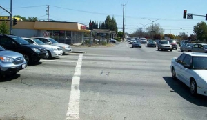 Work begins this week on pedestrian improvements at Redwood City intersection