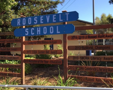 Roosevelt School program that boosts teacher-parent interaction honored