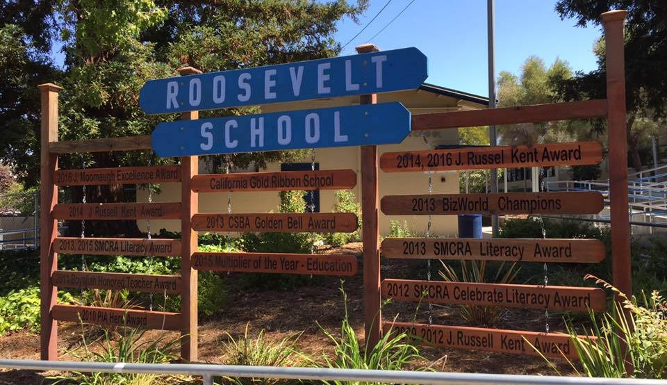 Roosevelt School program that boosts teacher-parent interaction honored