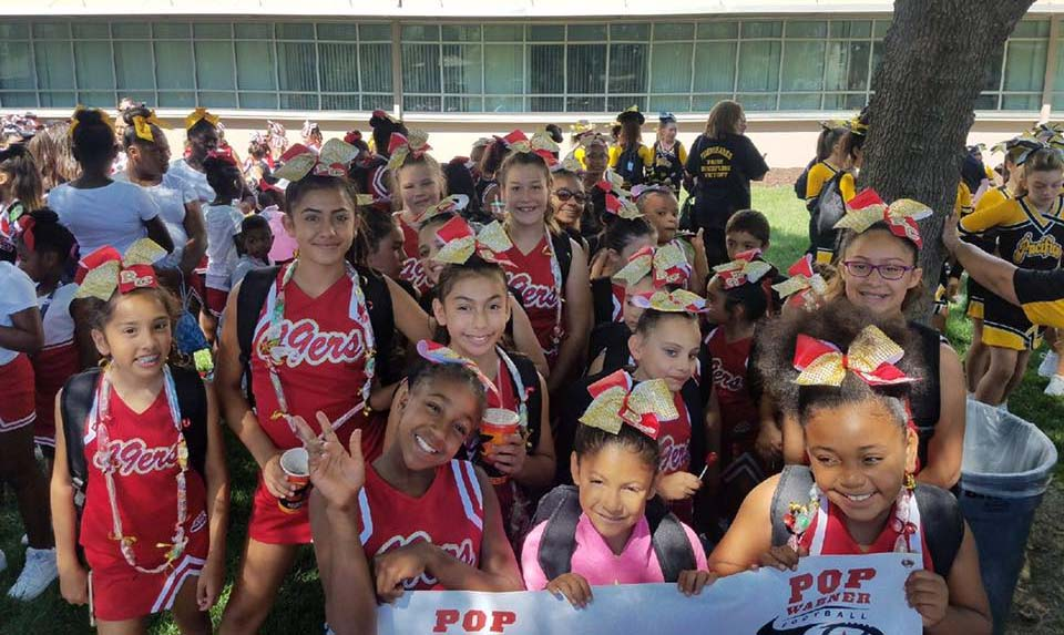 RWC youth football, cheer program to hold pancake fundraiser at Applebee's
