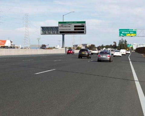 Public meetings set for Highway 101 express lane proposal
