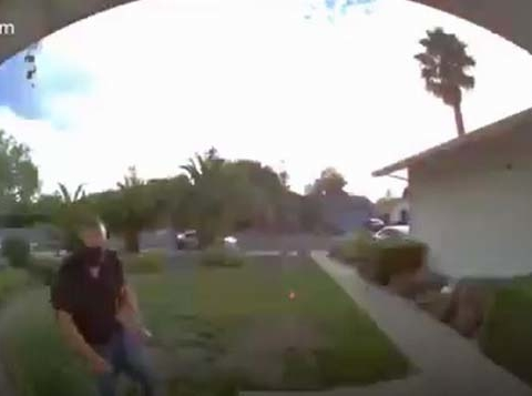 Redwood City police seek help identifying package thief