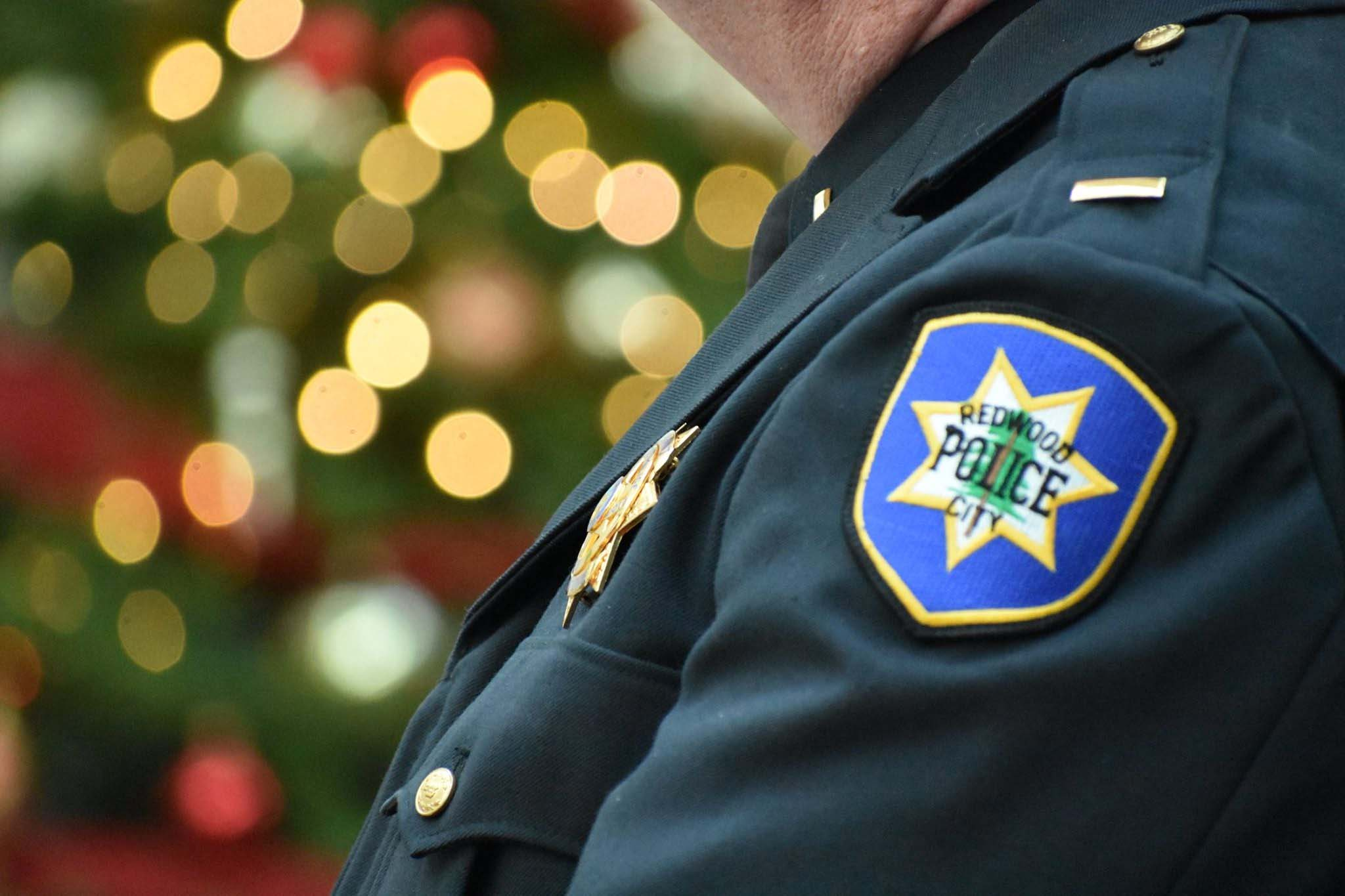 Redwood City police holding holiday DUI saturation patrols