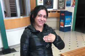 Redwood City police reunite lost ring with owner
