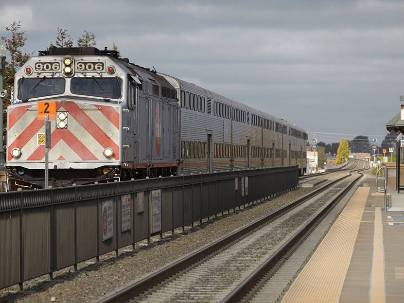 Caltrain will operate 42 trains instead of 92 every weekday starting March 26