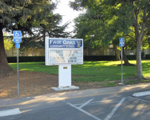Fair Oaks Community School families win chance to keep school open