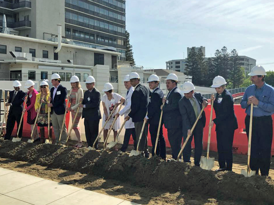 Kaiser, city officials celebrate groundbreaking of four-story medical office building