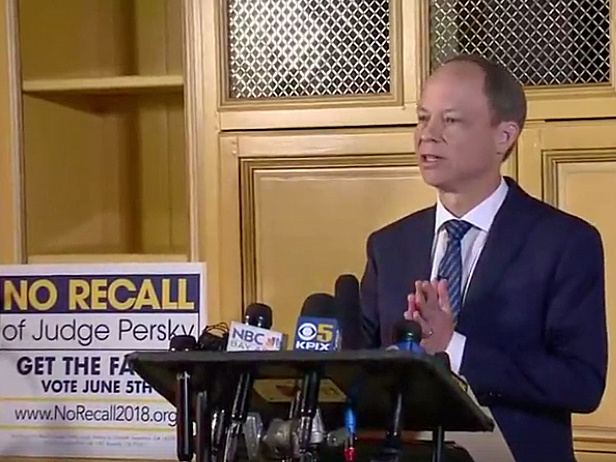 Political Climate with Mark Simon: Judge Persky recall and popularity in the judiciary