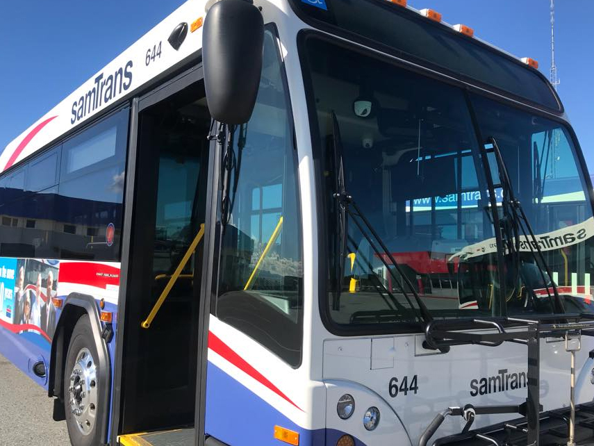 SamTrans board approves express bus feasibility study