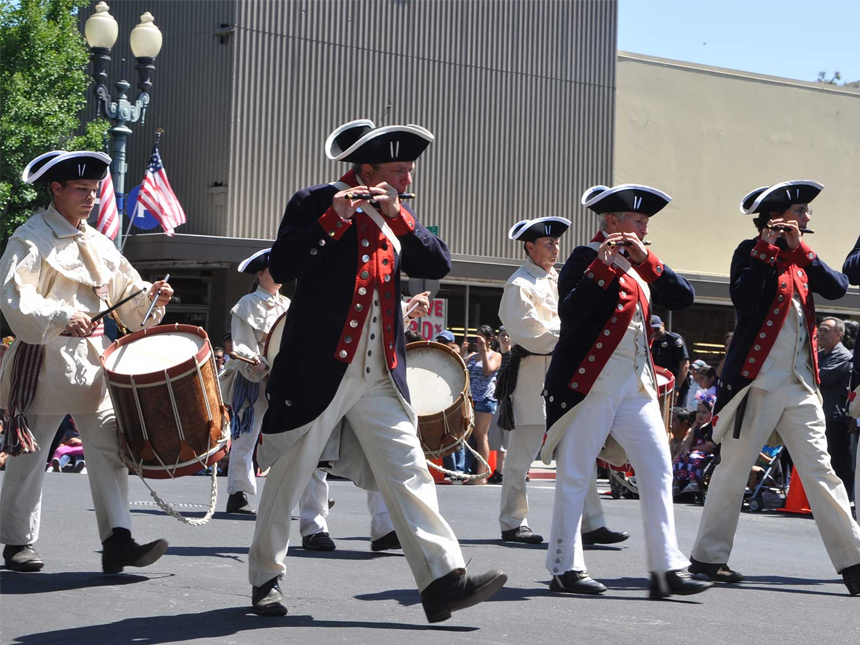 Schedule, line-up for Redwood City's Fourth of July celebration released