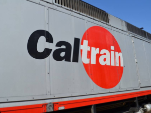 Person struck by Caltrain at Main Street