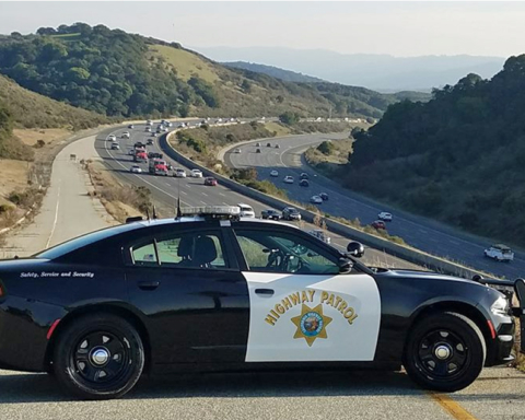 CHP: Driver found asleep at wheel of Tesla going 70 mph on 101