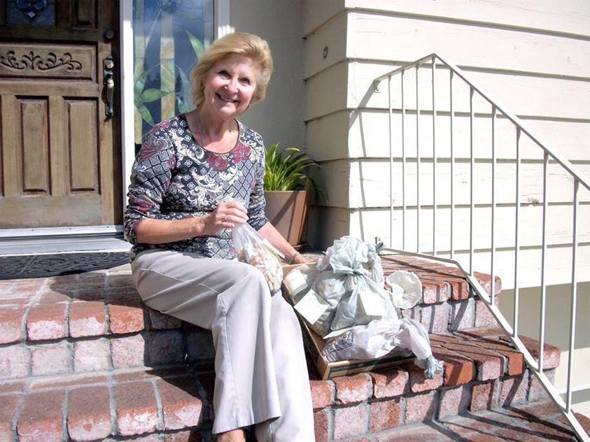 County lauds woman for picking up 10,000 cigarette butts in one month