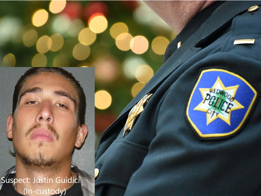 Redwood City police catch up with 7-Eleven assault suspect