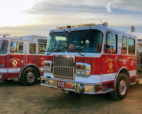 Redwood City Fire earns highest possible rating for U.S. fire departments