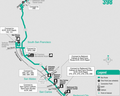 SamTrans says new route will increase service to SF