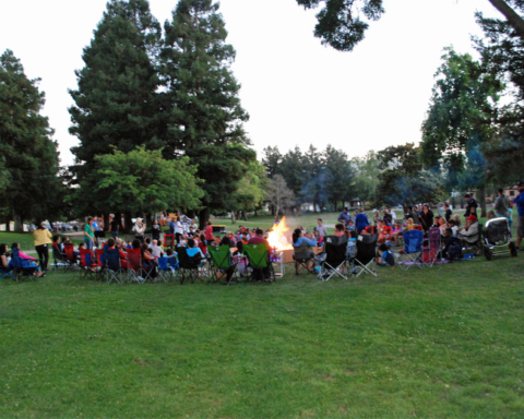 Red Morton Park set to turn into campground this Friday