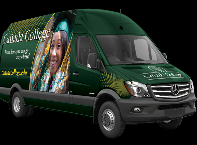 Cañada College to launch pilot shuttle program serving East Palo Alto