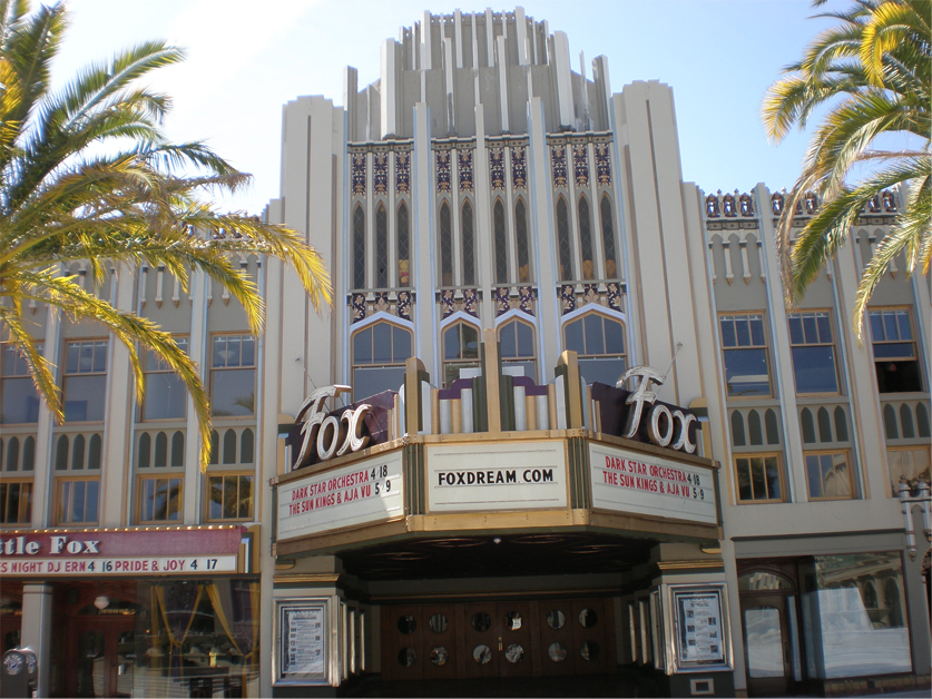 Adventure film festival coming to Fox Theatre Redwood City