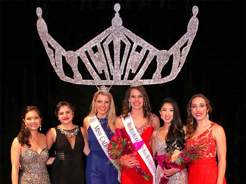 'There she goes?' -- uncertain future for Miss Redwood City competition