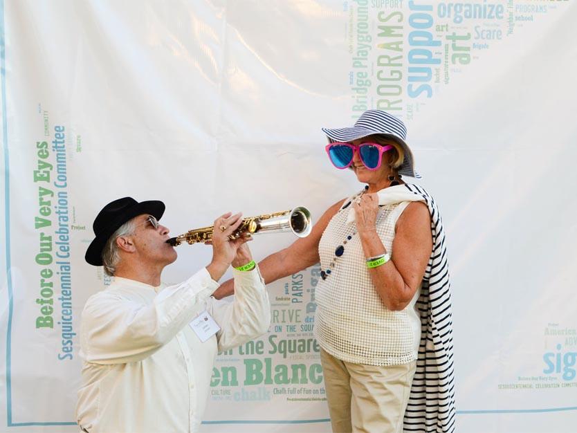 4th annual Picnic en Blanc
