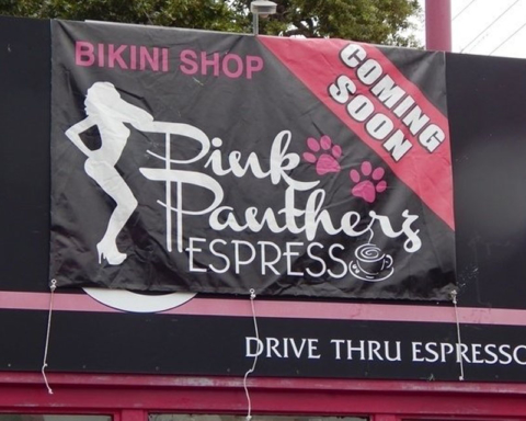 Opponents of bikini coffee shop plan launch Change.org petition