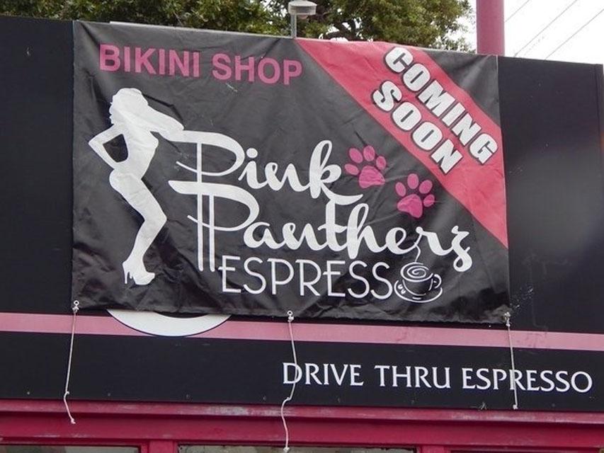 Opponents of bikini coffee shop plan launch Change.org petition