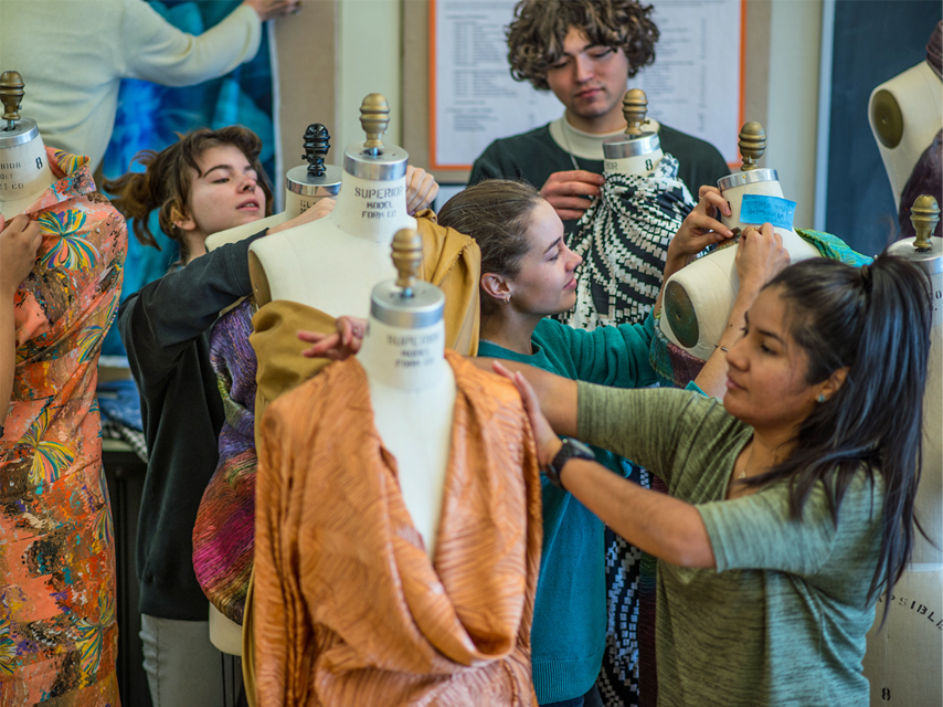 Cañada College Fashion Department set to host all-day outdoor shopping extravaganza