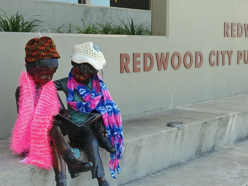 Still time left to donate handmade items to Chase the Chill Redwood