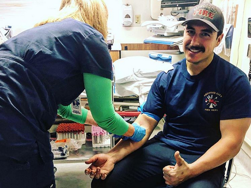 Local firefighters participate in health study following Camp Fire exposure