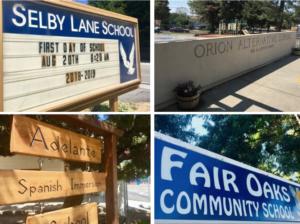 Trustees vote to close four Redwood City schools