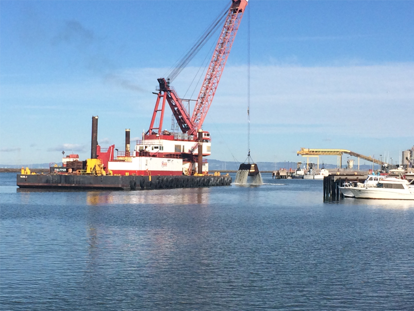 Boaters warned about dredging project at Port of Redwood City