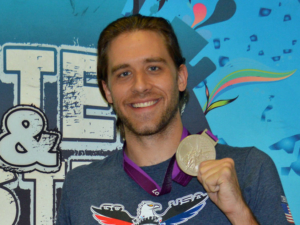 Olympic swimmer to hold swim clinic in Redwood City