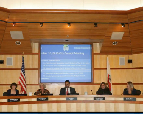Political Climate with Mark Simon: Redwood City mayor calls for respect on new diverse council