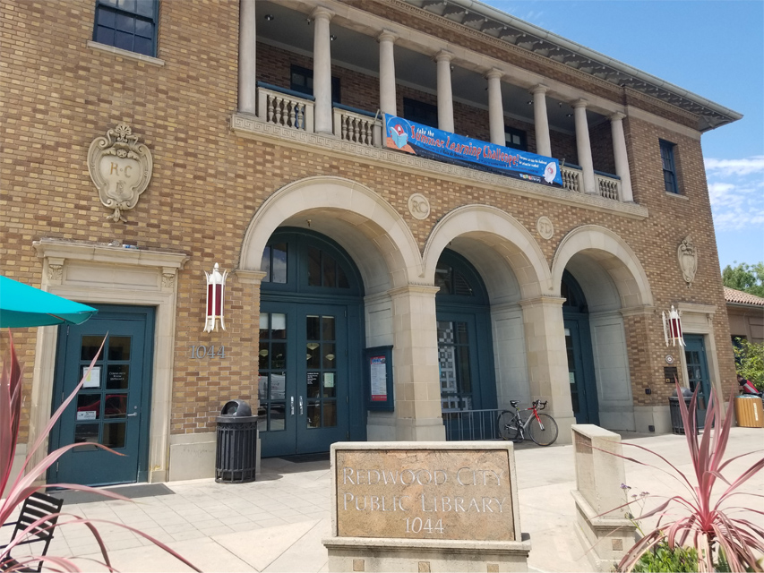 Redwood City Library offering citizens mini-grants to create