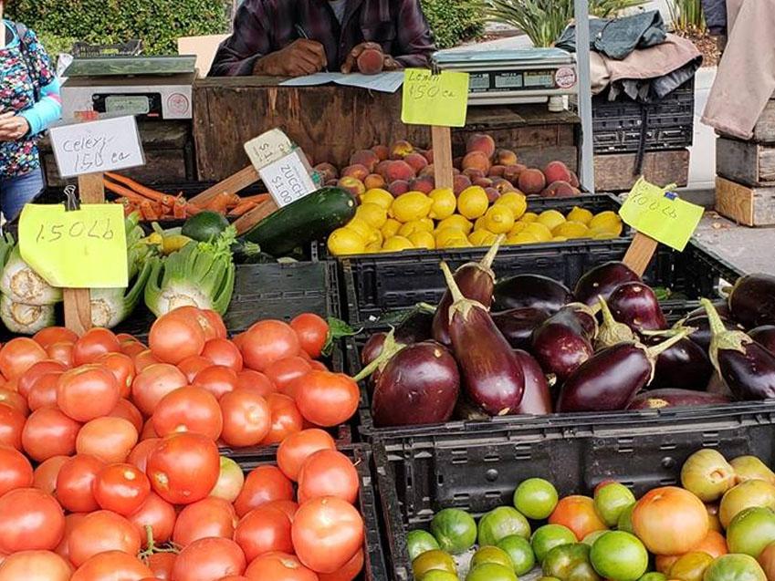 Redwood City Kiwanis Farmers Market set to open April 20