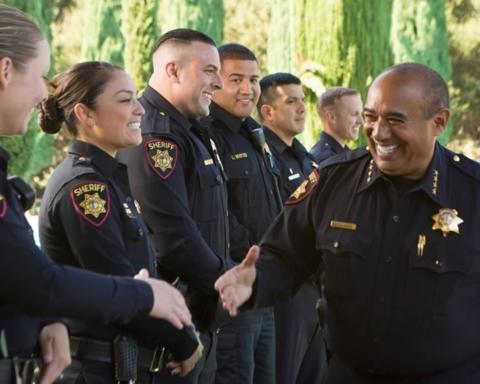 San Mateo County Sheriff Carlos G. Bolanos