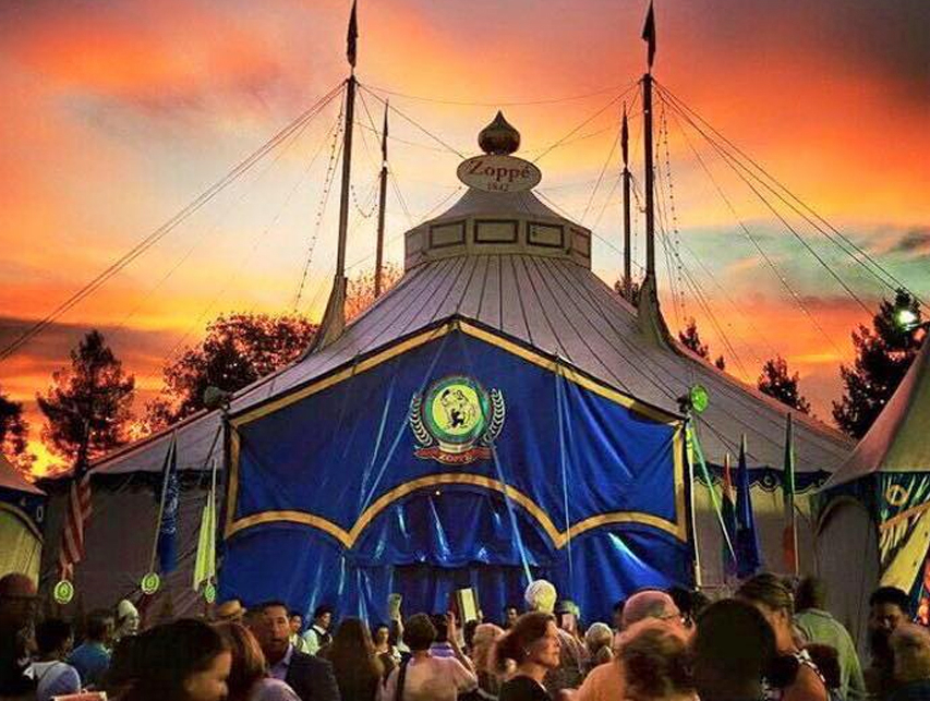 Zoppe Circus to return to Redwood City for four weeks