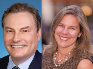Poll: Republican Glew, Democrat Masur lead senate race