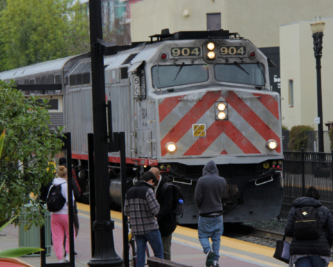 Caltrain to halt weekend service to SF stations for over one month