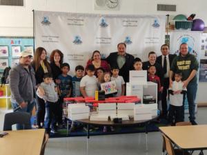 iPad minis donated to Redwood City school's special ed program