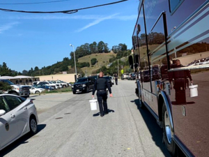 San Mateo: Bomb squad explodes old jar of ether