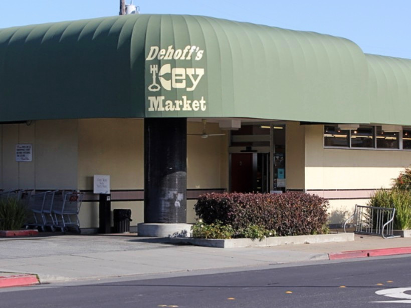 Redwood City: Dehoff's Key Market announces 'early access' for senior shoppers