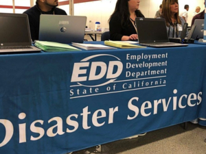 California EDD providing support for workers impacted by COVID-19 pandemic