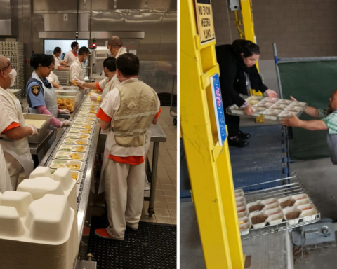 In San Mateo County, inmates helping to feed homeless amid COVID-19 lockdown