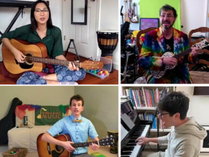 Magical Bridge Foundation offers virtual concerts, sing-a-longs and more