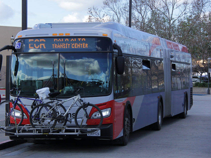 SamTrans reducing service due to massive ridership decreases