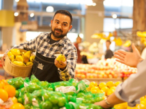 Whole Foods now allowing customers 60 and over to shop one hour before stores open daily