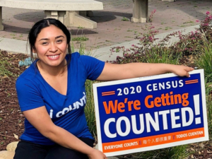 Census Day: San Mateo County employs non-contact tactics to achieve accurate count